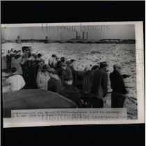 1959 Press Photo Ice Toledo Ohio - RRW64343