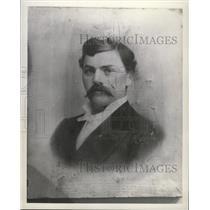 Press Photo John H. Gregory, renown Gold miner - RRW18867