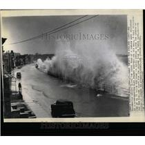 1945 Press Photo New England Storm - RRX62643