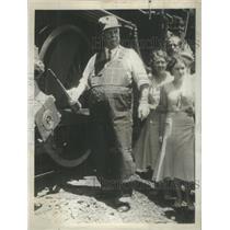 1931 Press Photo Gov. James Ralph Jr. - RSC38971