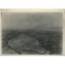 1928 Press Photo Montrose, CO aerial view taken from airplane - RSC86555
