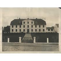 1929 Press Photo Iceland University Reykjavik - RRX81039