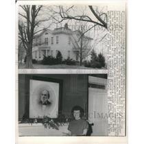 1966 Press Photo Mansion Used For The Underground Railr - RRW39257