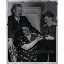 1940 Press Photo Lee O'Connell Spelling Champion - RRX59457