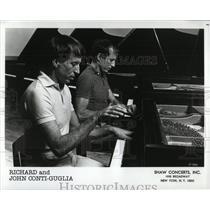 Richard & John Conti-Guglia Piano Twins.