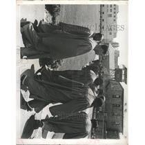 1968 Press Photo Folsom State Penitentiary graduating - RRX90869