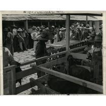 1939 Press Photo Education Vital Part Mexico Program Ch