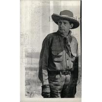 1933 Press Photo Actor/Comedian Slim Summerville - RRW72423
