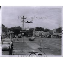 1956 Press Photo Brooklyn Jackson Country Michigan - RRW00569