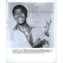 "1980 Press Photo Actor Dancer Ben Vereen In Variety Show ""The Monte Carlo Show"""