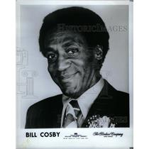 1980 Press Photo Actor and Comedian Bill Cosby - RRX58381