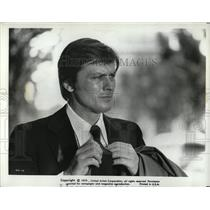 1980 Press Photo Alain Delon Scorpio Film Actor - RRW88877