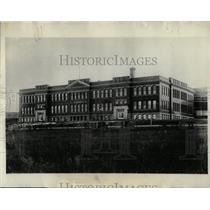 1927 Press Photo Rapid City High School Black Hills - RRX61601