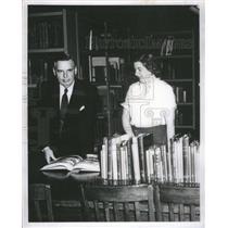 1913 Press Photo Prof. H. B. McEldowney, University of Illinois Chicago Division