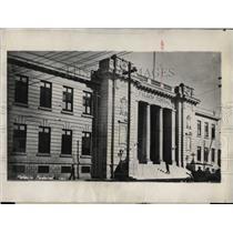 1929 Press Photo Palacio Federal At Chilhuahua, Mexico - RRX76687