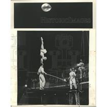 Press photo Moscow circus - RRW46977