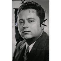 1936 Press Photo American Actor Joseph Edward Bromberg - RRW71099