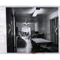 1965 Press Photo Playroom at Willow Rum, Michigan
