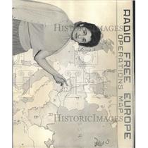 1958 Press Photo Radio Free Europe Headquarters - RRX93043