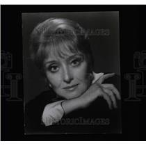 1980 Press Photo Celeste Holm American Actress - RRW17397