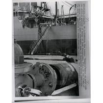 1964 Press Photo Suamico Port Everglades gallons water - RRW22183