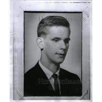 1965 Press Photo Blind Kenneth Sawicki - RRX57723