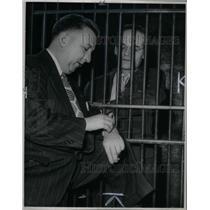 1947 Press Photo Murder Suspect George Coapman Detroit - RRX60689