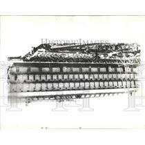 1935 Press Photo San Quentin CA Prison Jail Break - RRX99849