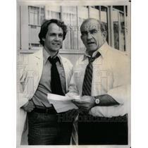 1980 Press Photo David Huffman Plays the Scientist - RRX33787