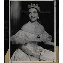 1935 Press Photo Ingrid Sweden Princess - RRW81671
