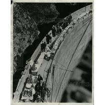 1931 Press Photo Big Tujunga Dam North Los Angeles may - RRX71977