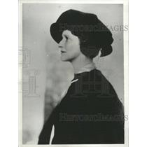 1933 Press Photo Lady Nancy Astor British Parliament - RRX88439