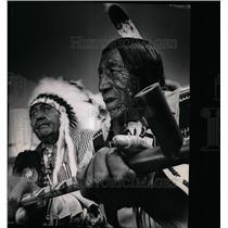 1968 Press Photo General Indians - RRX65847