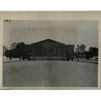 1934 Press Photo Chamber of Deputies Paris France - RRX78133