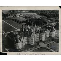 Undated Press Photo Chateau of Chambord - RRX62721