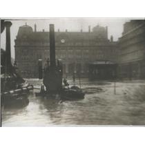 Pumps Outside Gare St. Lazare - RSC87123