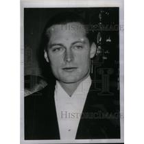 1939 Press Photo Prince Friedrich Wilhelm German Kiaser - RRX47153