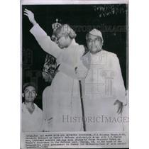 1962 Press Photo Chaven Replaces Menon, India Defense - RRX47063