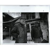 1993 Press Photo Mackie Johnson Community Leader