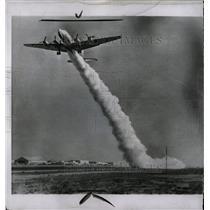 1950 Press Photo U.S. Coast Guard Douglas Plane CA - RRW90513