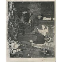 1953 Press Photo Antlers Hotel Blaze Destroys Dining - RRX93645