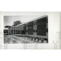 Press Photo Auburn University Mathematics Center - RRW70253