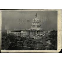 Press Photo United States Capitol Building/Washington - RRX78799