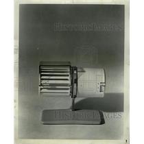 1968 Press Photo Adjustable Plastic Hood Electric - RRW23059