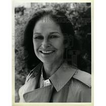 1980 Press Photo Colleen Rose Dewhurst American actress - RRW26531