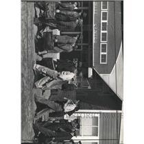 1948 Press Photo Colorado Vanguard Lipton Arksas Houses - RRX94985