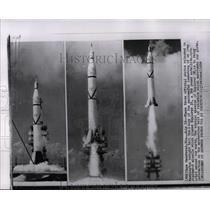 1926 Press Photo Explorer IV Army Jupiter-C Missile - RRW83209