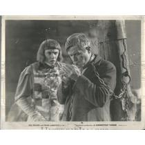 Press Photo Will Rogers and Frank Albertson Star In A Connecticut Yankee