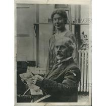 1929 Press Photo RAMSAY MACDONALD BRITISH POLITICIAN LABOR PRIME MINISTER ISABEL