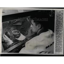 1959 Press Photo Richard Bierds Martin Atom Electricity - RRW92199
